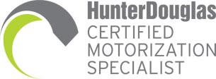 Hunter Douglas Certified